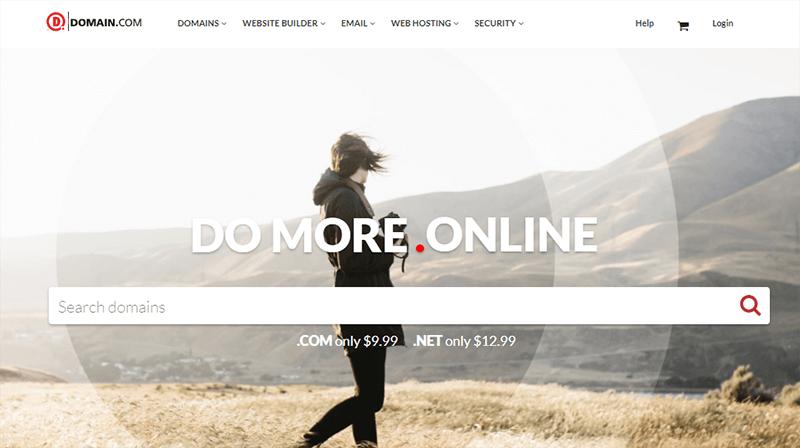 Domain.com Domain Name Registrar