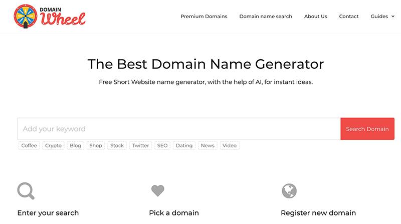 Domain Wheel