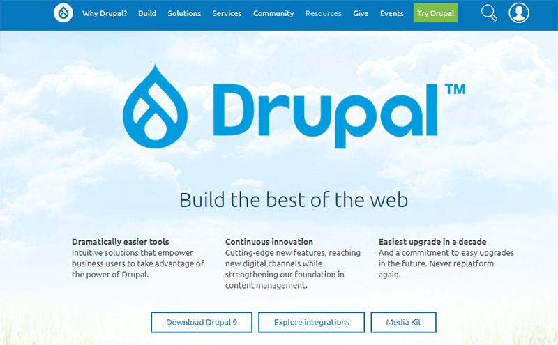 Drupal an Easier WordPress Alternative