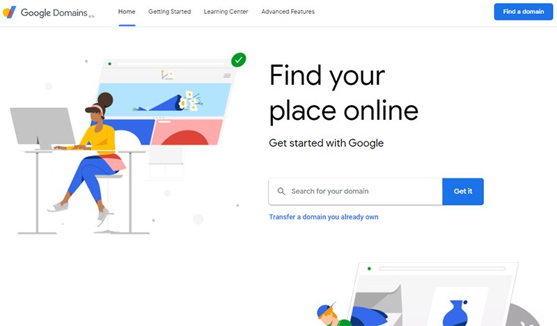 Google Domains Registrar