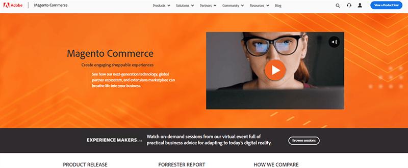 Magento an eCommerce WordPress Alternative