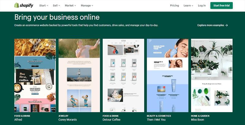 Shopify an eCommerce WordPress Alternative