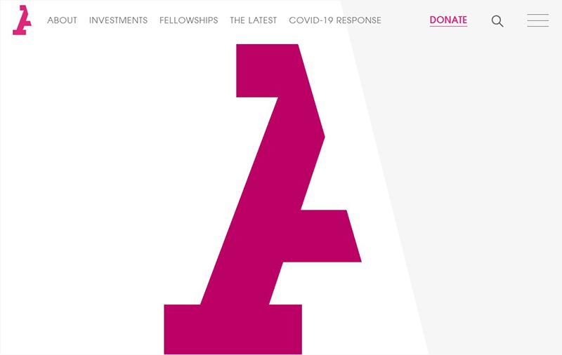 Acumen Non-profit Website