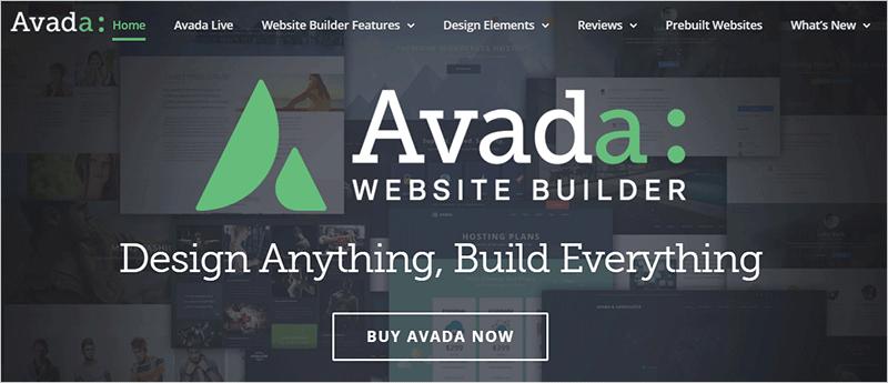 Avada Most Popular WooCommerce WordPress Theme