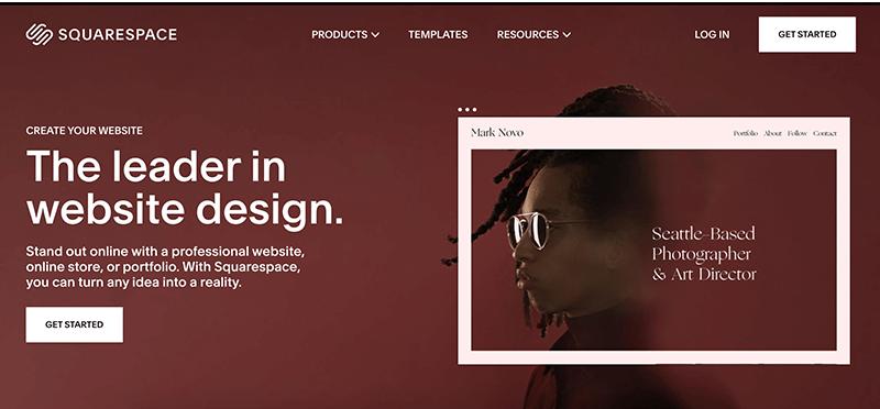 Sqaurespace Blogging Platform