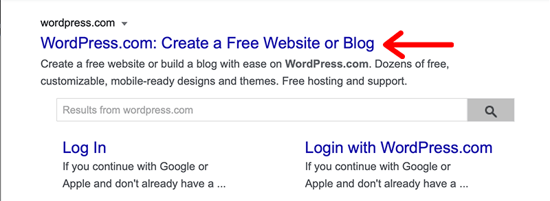Title Tag on a Site