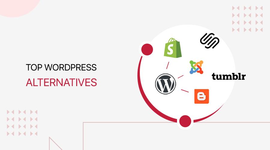 Best WordPress Alternatives and Competitors