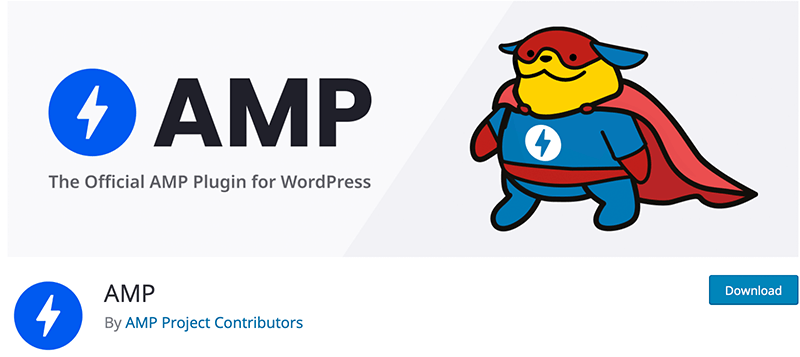 AMP WordPress Speed Optimization Plugin