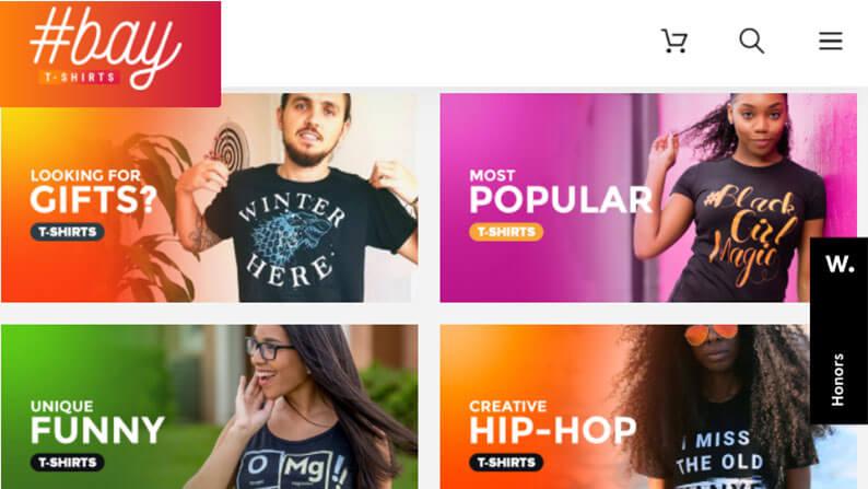 WooCommerce Site Hashtag Bay