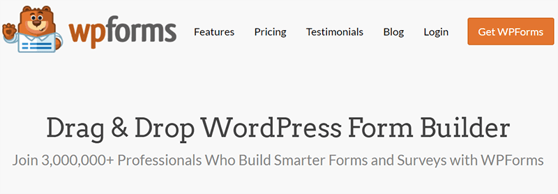 WPForms WordPress Form Builder Plugins