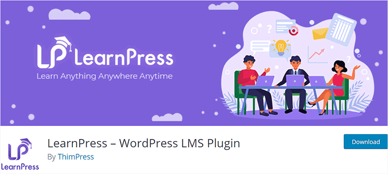 LearnPress LMS and Quiz Plugins