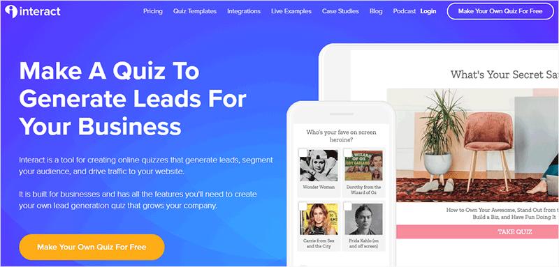 TryInteract WordPress Plugin