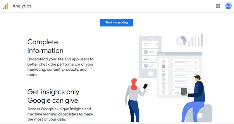 Google Analytics Free Tool for Traffic Insights