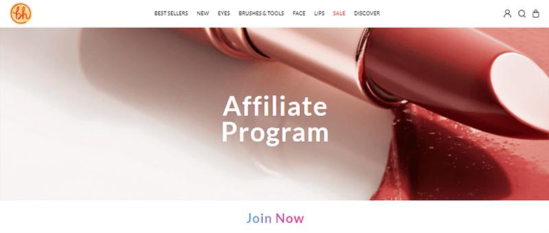 BH Cosmetics Affiliate Program
