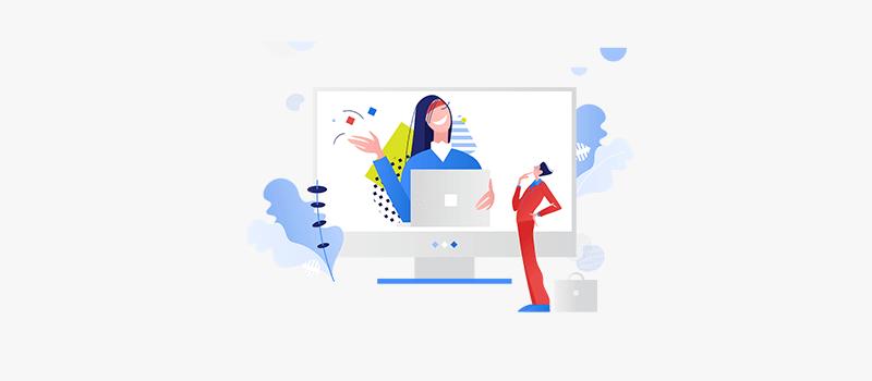 Online Presence from Website