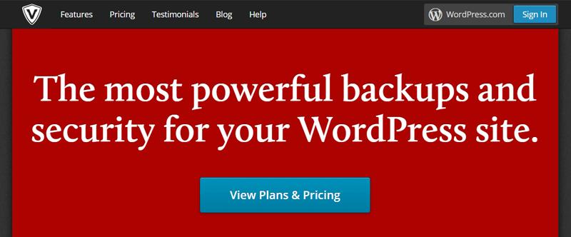 VaultPress Popular WordPress Plugins