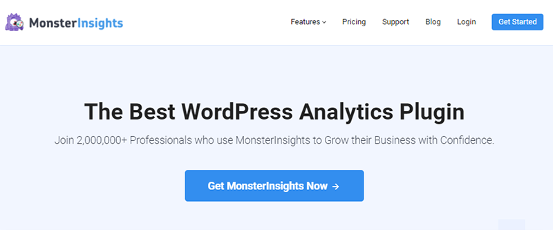 WordPress Affiliate Plugin MonsterInsights