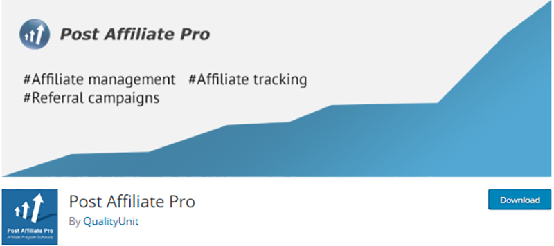 WordPress Affiliate Plugin Post Affiliate Pro