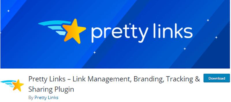 WordPress Affiliate Plugin Pretty Link