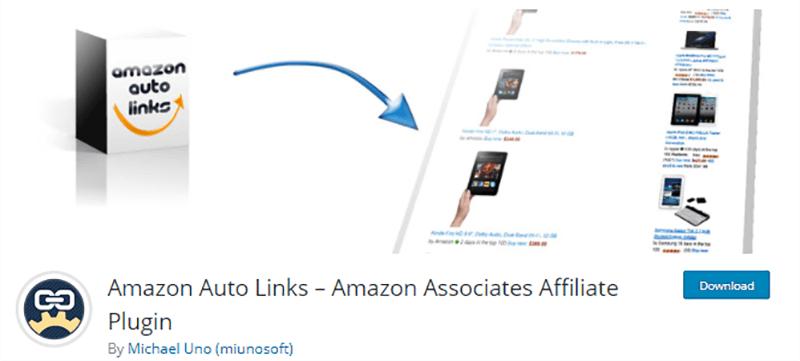 WordPress Affiliate Plugin Amazon Auto Link