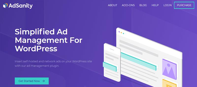 WordPress Affiliate Plugin AdSanity