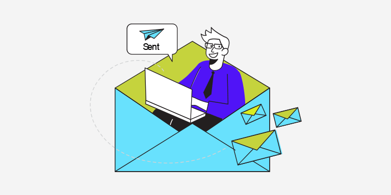 Email for Delivering Content