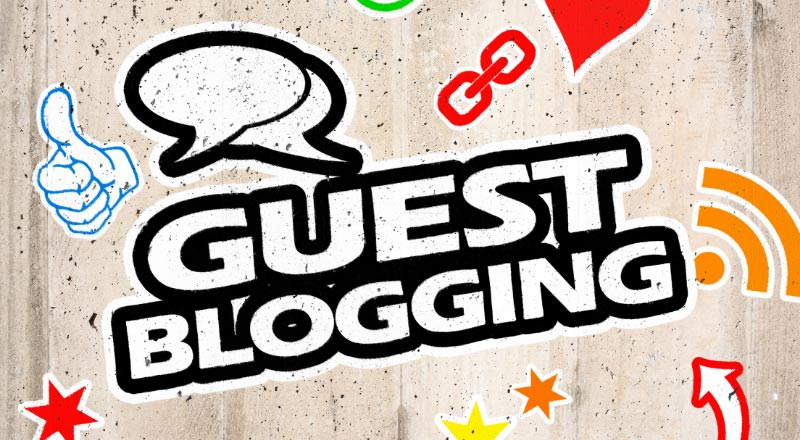 Guest Blogging for Recognition and SEO