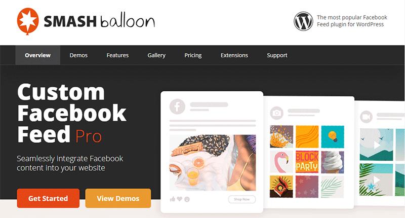 Custom Facebook Feed - WordPress Plugin to Embed FaceBook Live Video