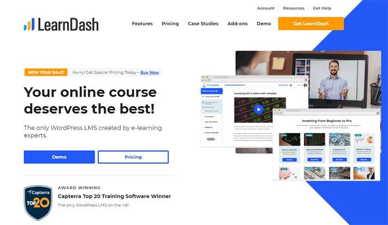 LearnDash LMS WordPress Course Builder Plugin