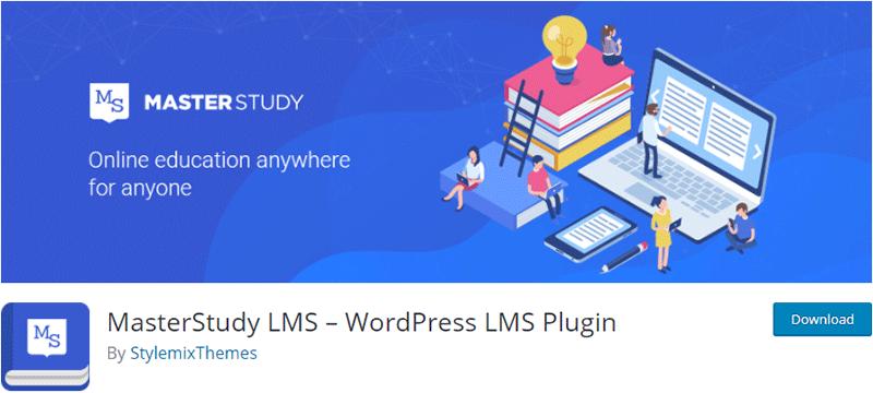 MasterStudy LMS WordPress Course Building Plugin