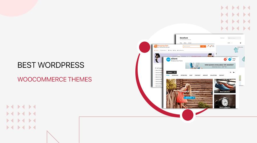 Best WordPress WooCommerce Themes