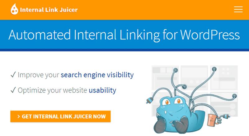 Internal Link Juicer WordPress Plugin