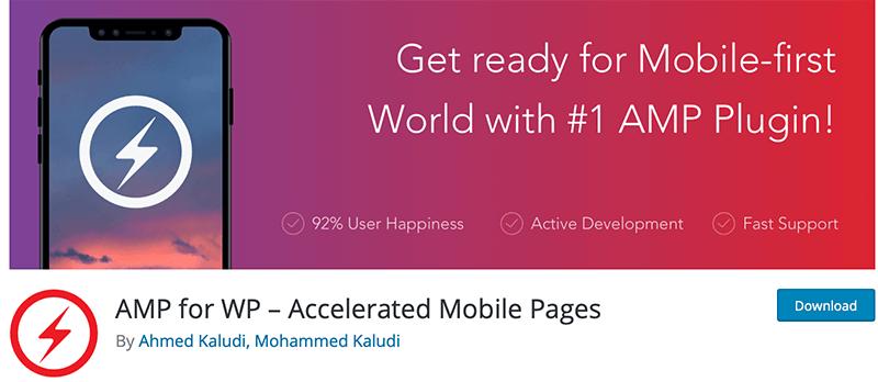 AMP for WP - Best WordPress AMP Plugin