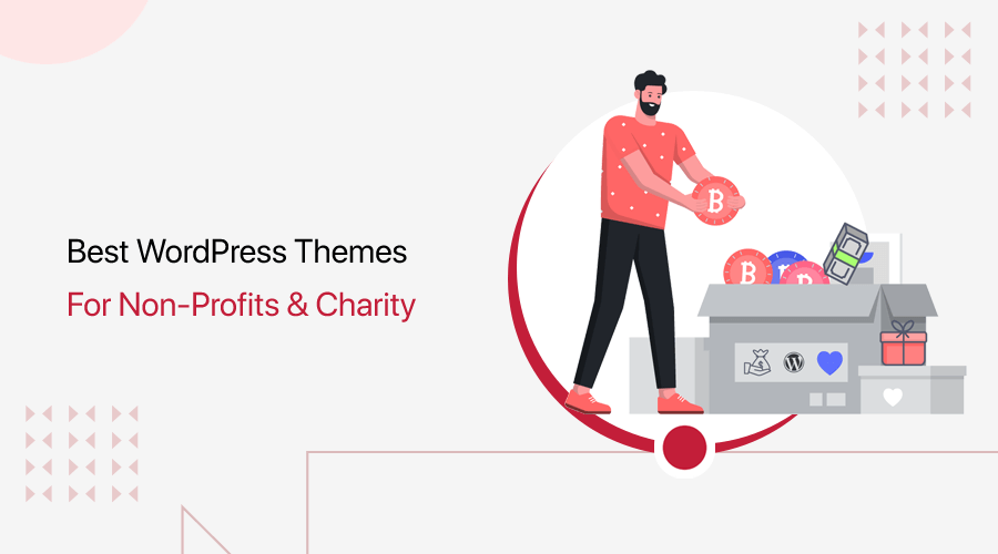 Best WordPress Themes for Nonprofits and Charity