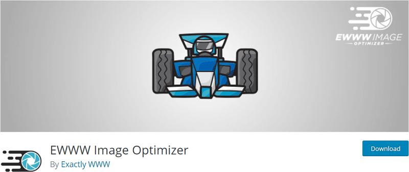EWWW Image Optimizer for WordPress