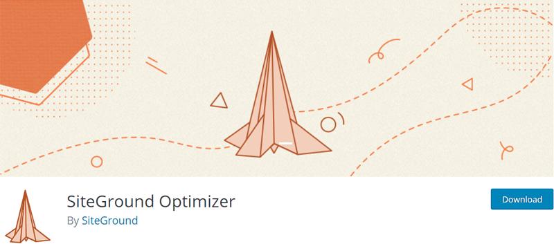 SiteGround Optimizer WordPress Compression Plugin