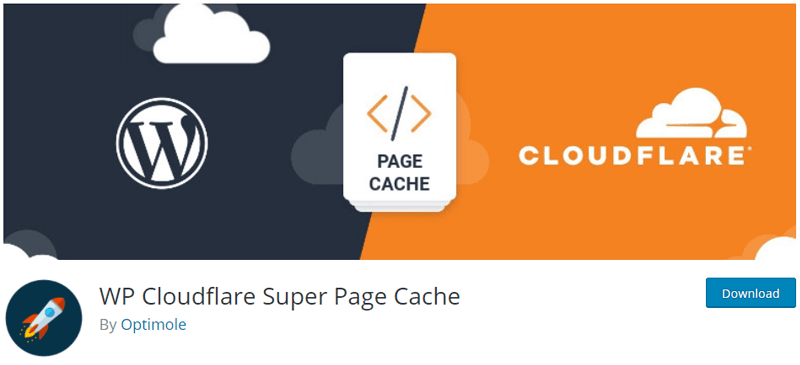 WP Cloudflare Super Page Cache