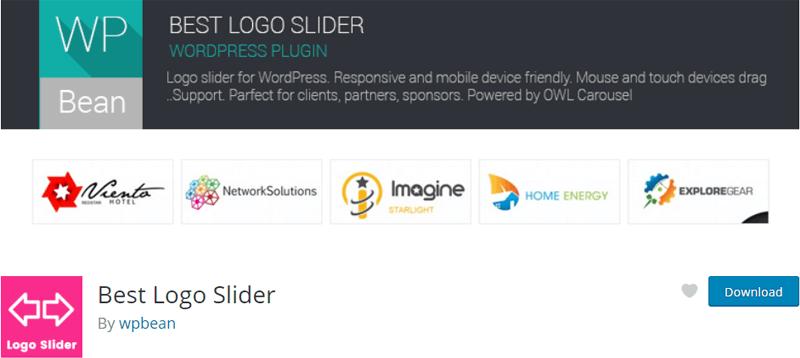 Best Logo Slider WordPress Plugin