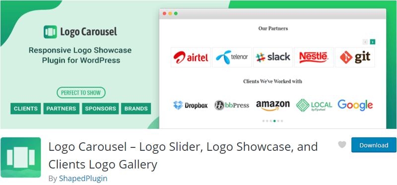 Logo Carousel WordPress Plugin