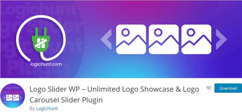 Logo Slider WP- WordPress Brand Slider