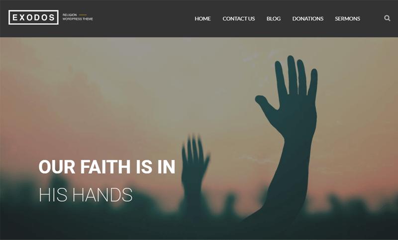 Exodus Theme for Church