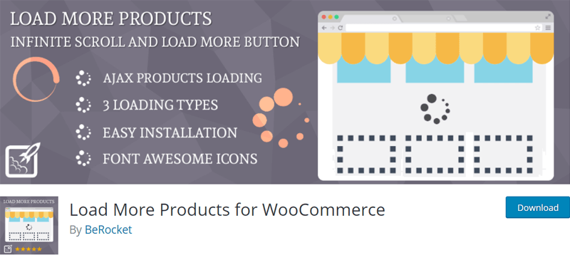 Load More Products for WooCommerce Best Infinite Scroll WordPress Plugin