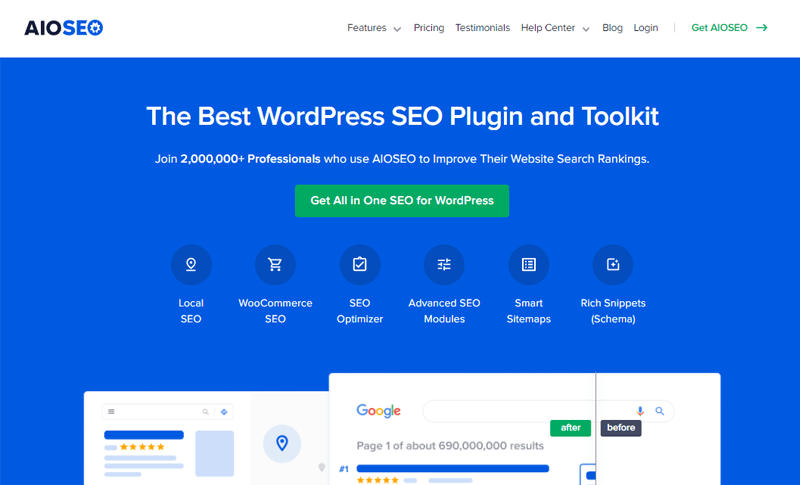 Overview of All in One SEO Plugin