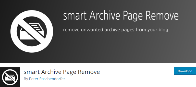 smart archive page remove  best wordpress archive plugins