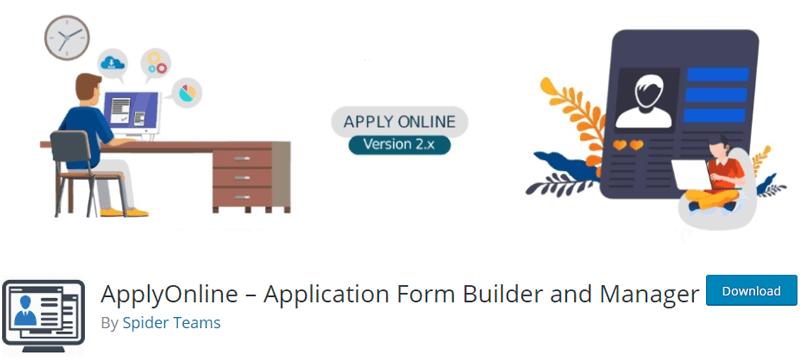 Apply-Online-Plugin wordpress apply online plugins