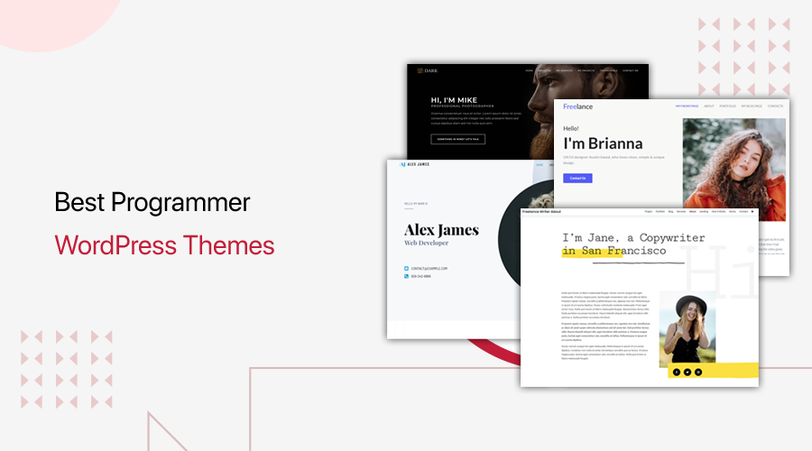 Best WordPress Themes for Coders and Programmers