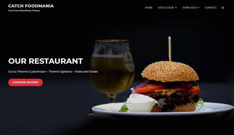 Catch-Foodmania