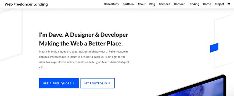 Divi Best WordPress Theme for Coders