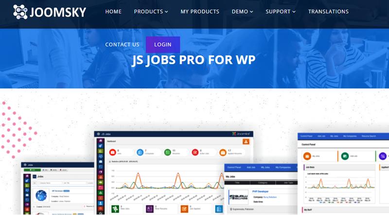 JS-Jobs-Pro-Plugin create a job application