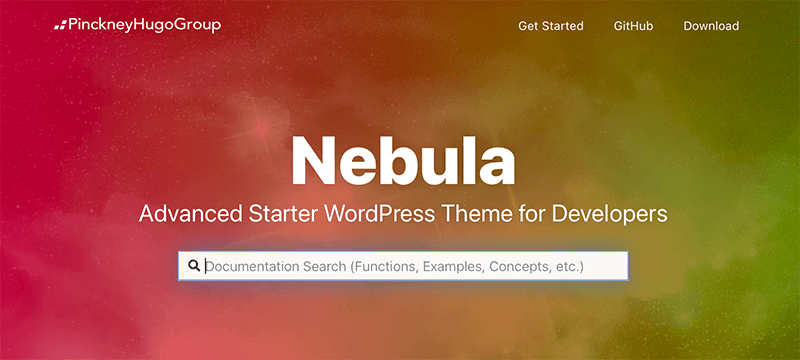Nebula Best WordPress Theme for Coders